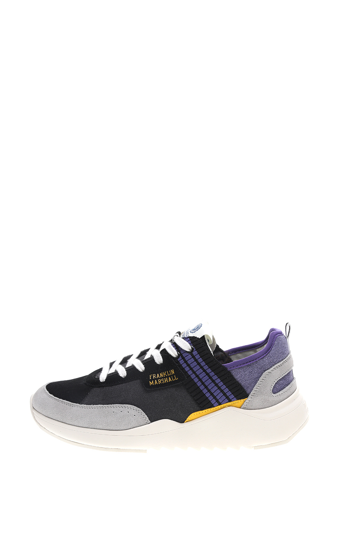 FRANKLIN & MARSHALL – Ανδρικά sneakers FRANKLIN & MARSHALL ALPHA ATHLETIC μπλε