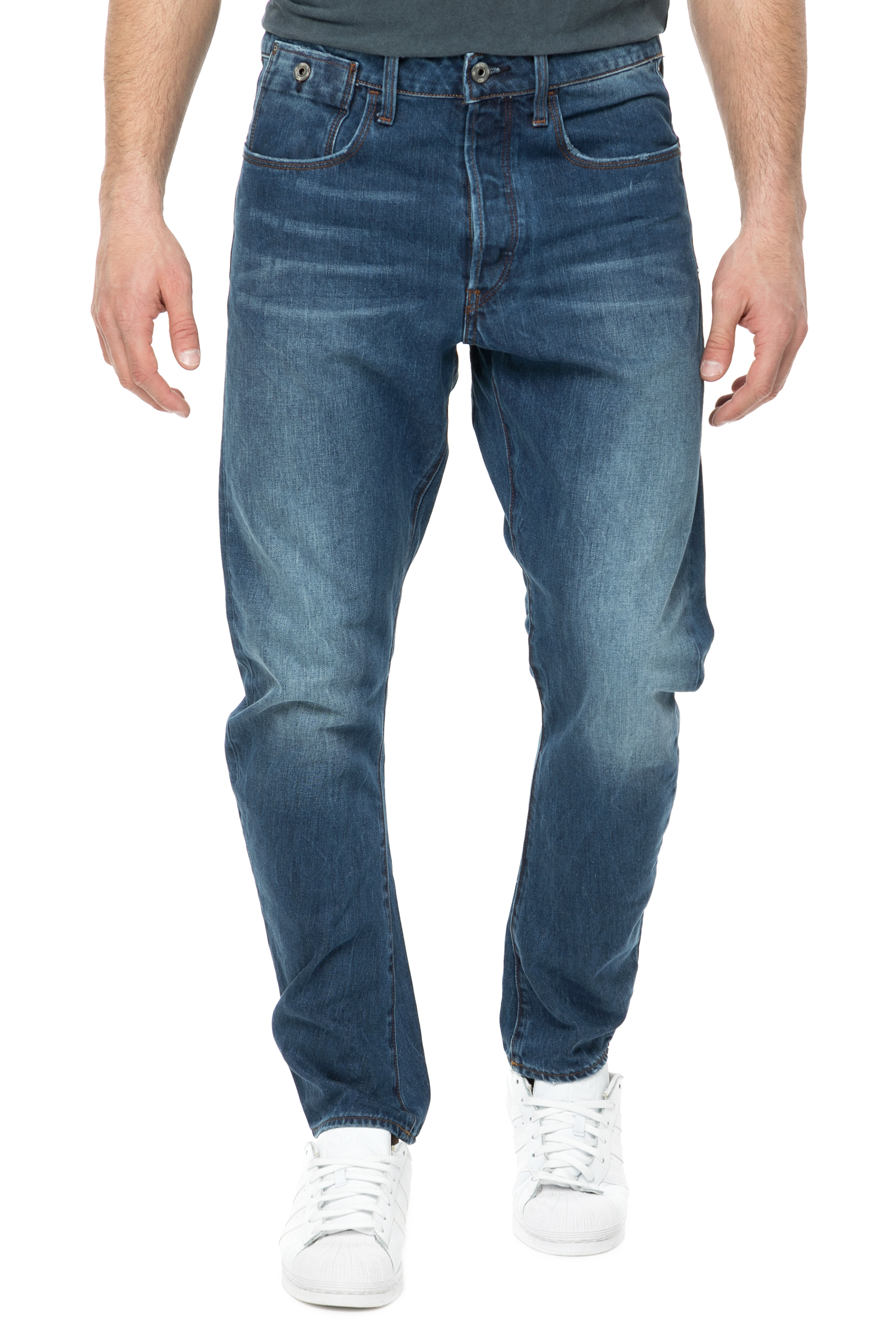 3c96383835b7 G-STAR RAW - Ανδρικό τζιν παντελόνι G-STAR RAW 3d tapered μπλε