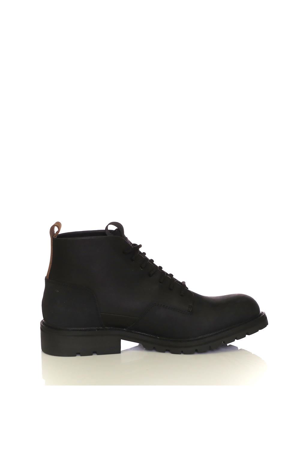 G-STAR RAW - Ανδρικά Μποτάκια CORE DERBY BOOT II Μαύρα