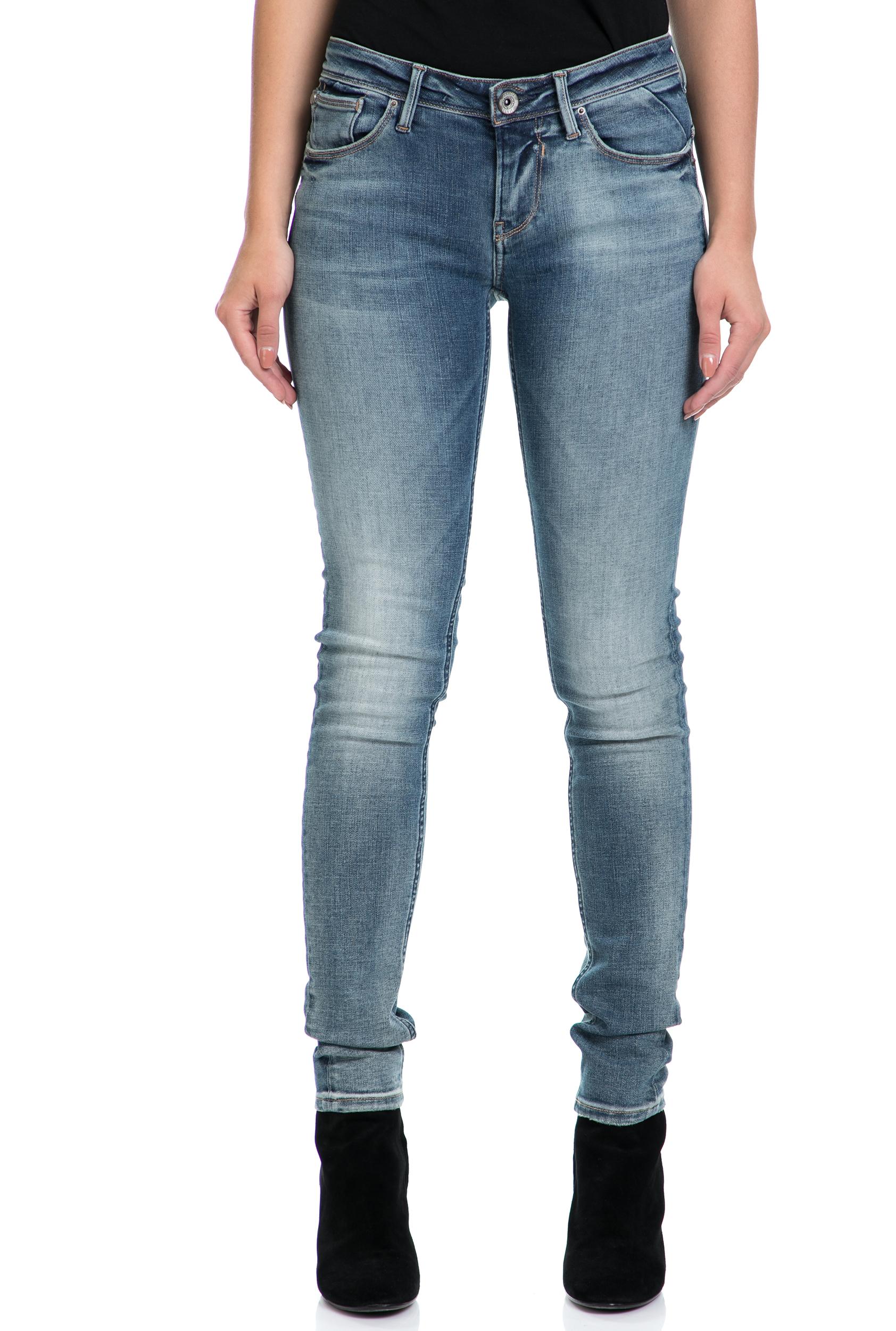 d06523916cf4 GARCIA JEANS - Γυναικείο τζιν παντελόνι Riva GARCIA JEANS μπλε