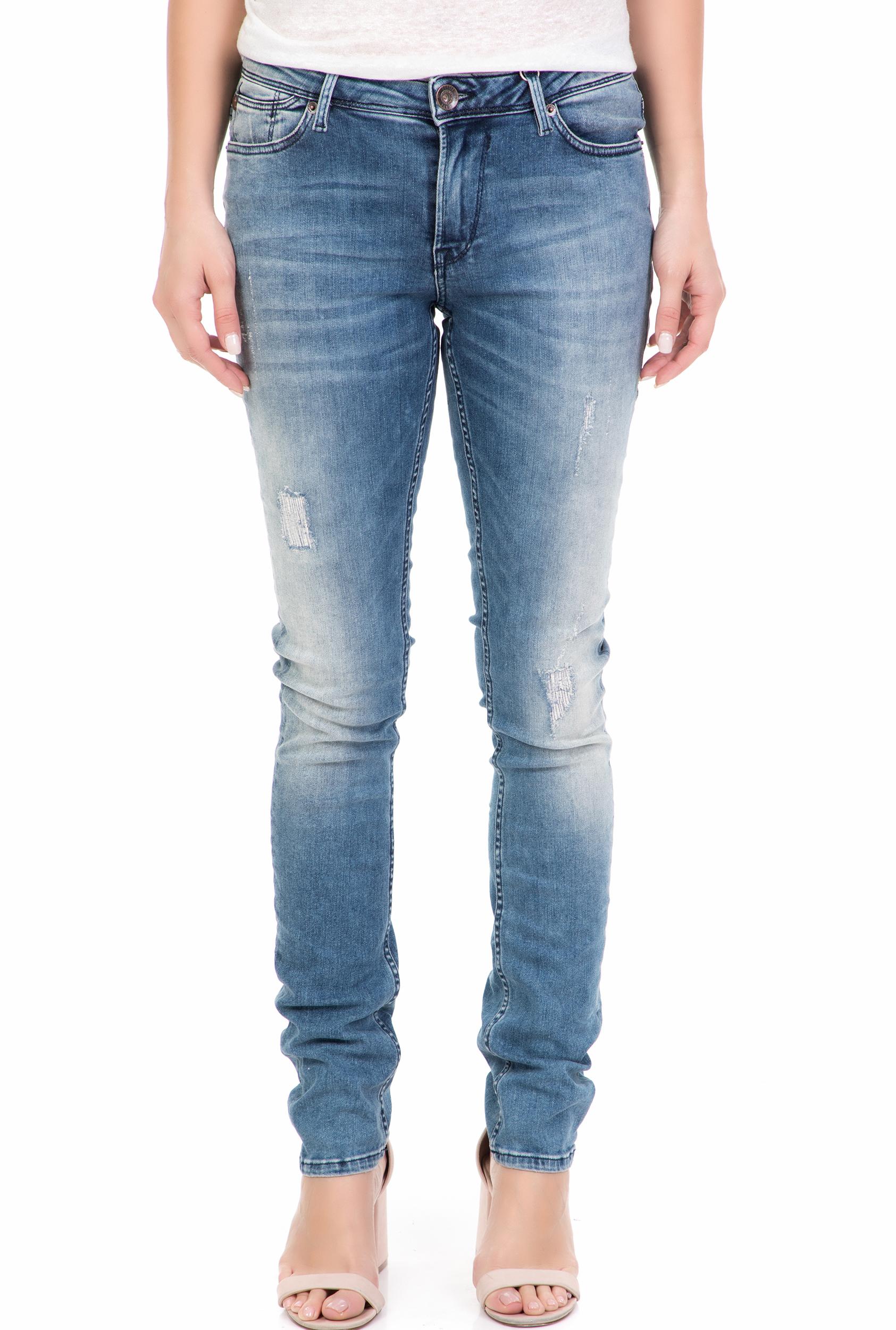9907080865e GARCIA JEANS - Γυναικείο τζιν παντελόνι Riva GARCIA JEANS μπλε
