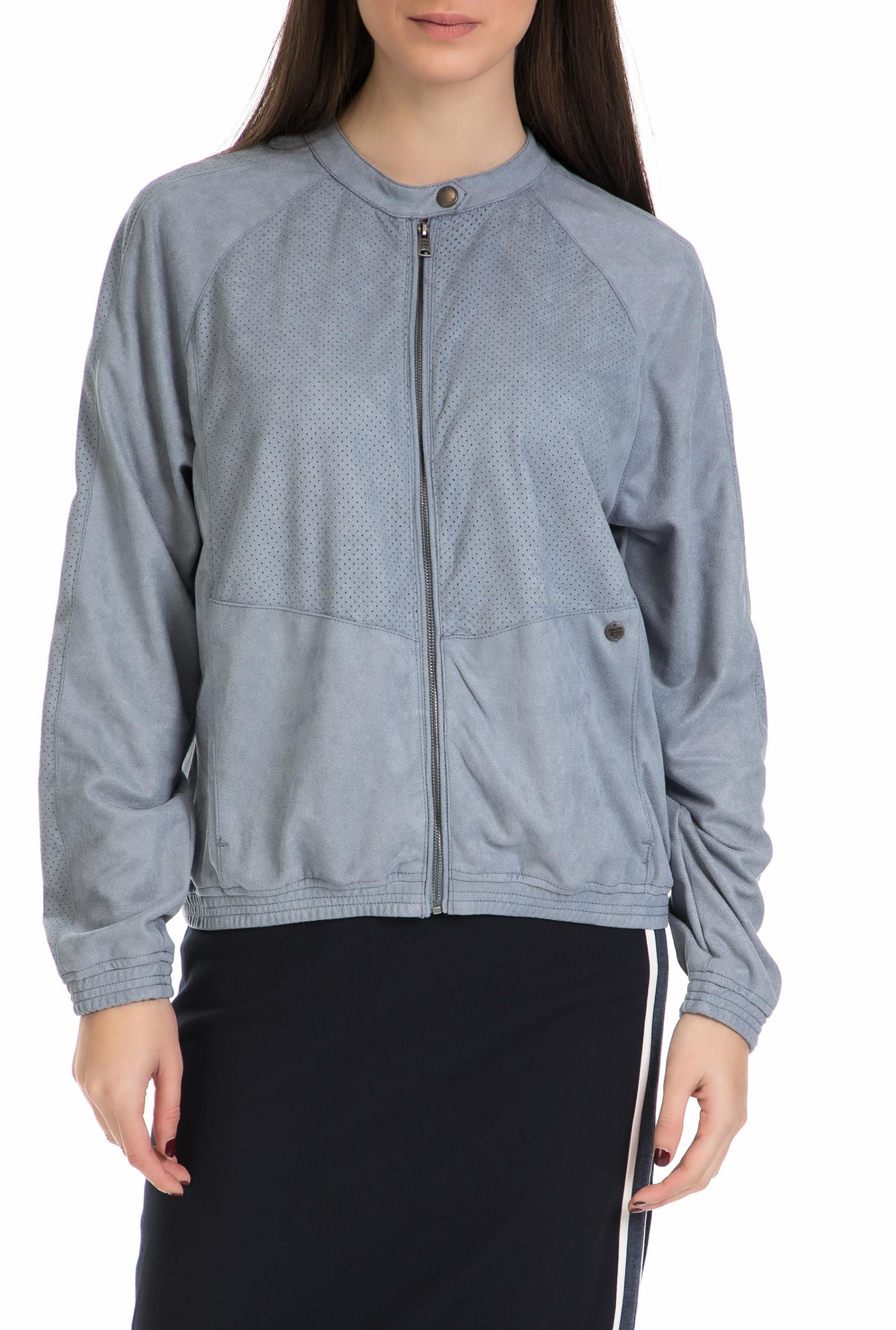 8fc63817f0 CollectiveOnline GARCIA JEANS - Γυναικείο jacket από την Garcia Jeans  γαλάζιο