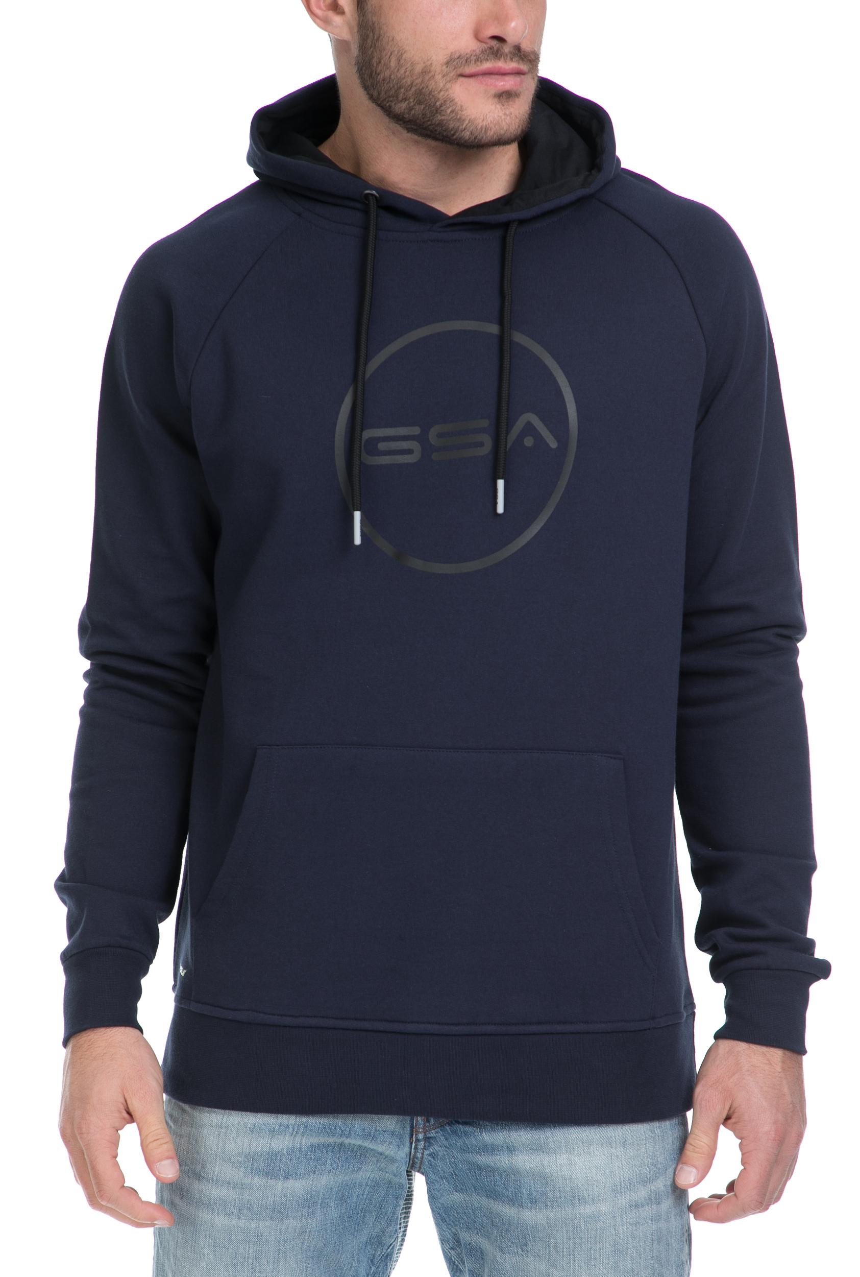 50935ef29abc GSA - Ανδρική φούτερ μπλούζα GSA PERFORMANCE μπλε. CollectiveOnline ...