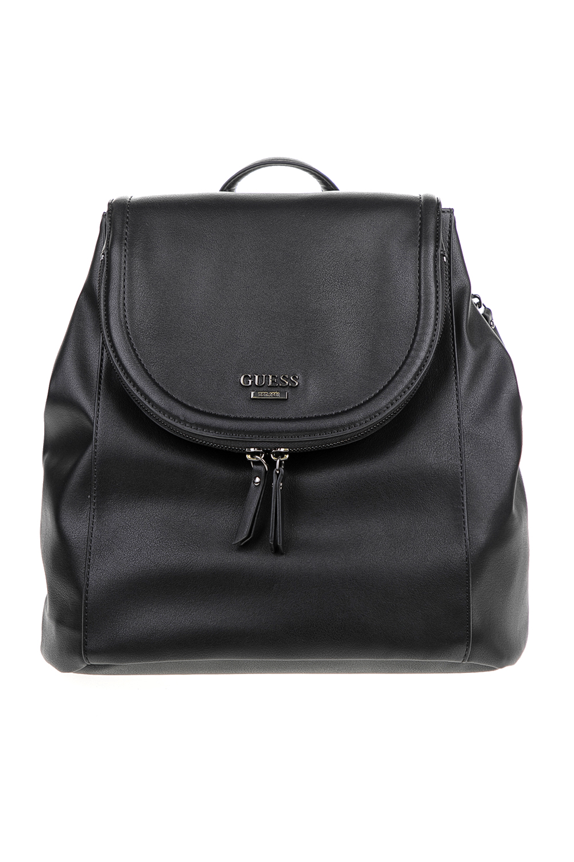 GUESS - Γυναικεία μεγάλη τσάντα πλάτης Guess TERRA μαύρη b714b70fcc5