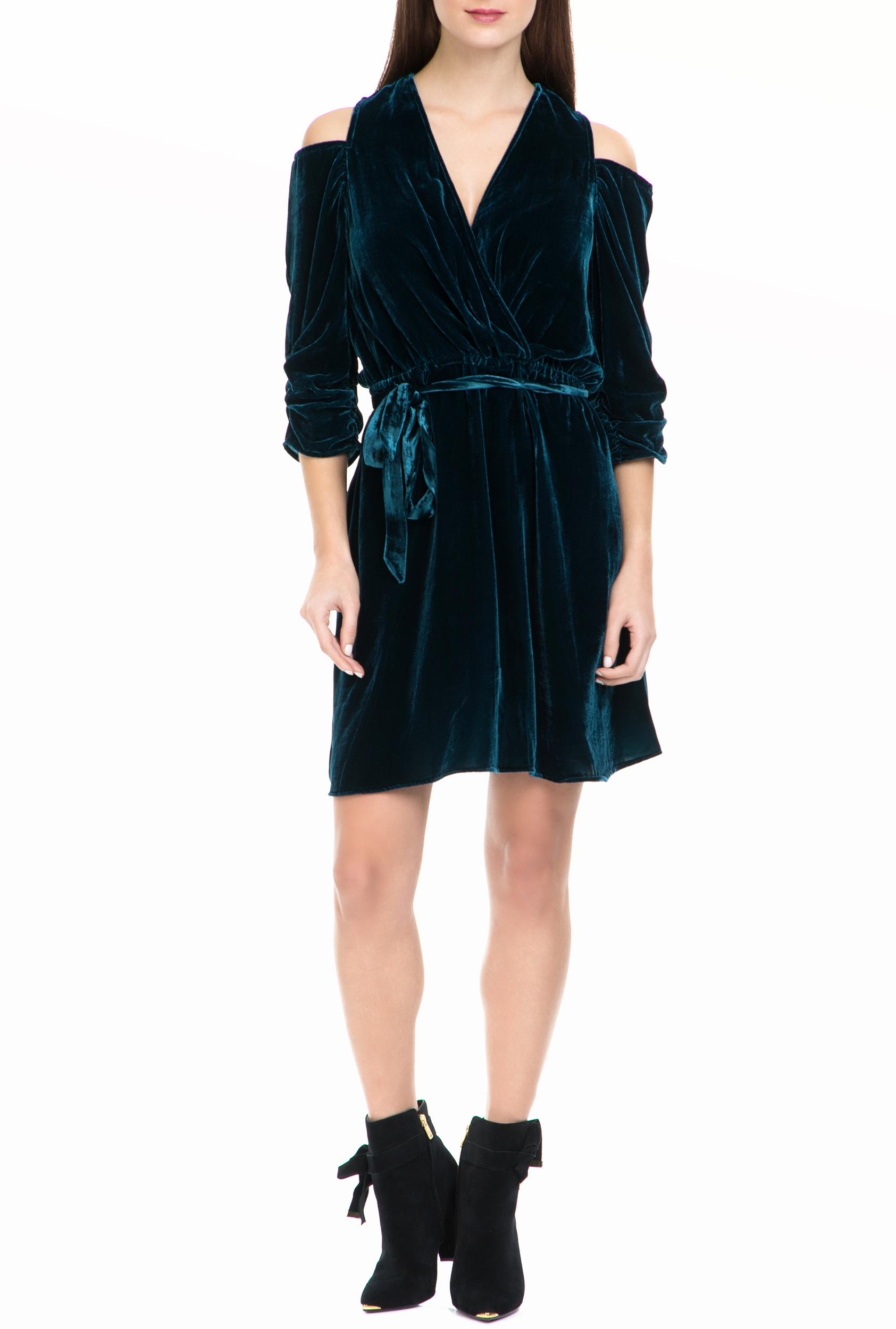 HALE BOB - Γυναικείο φόρεμα HALE BOB πράσινο γυναικεία ρούχα φόρεματα μίνι