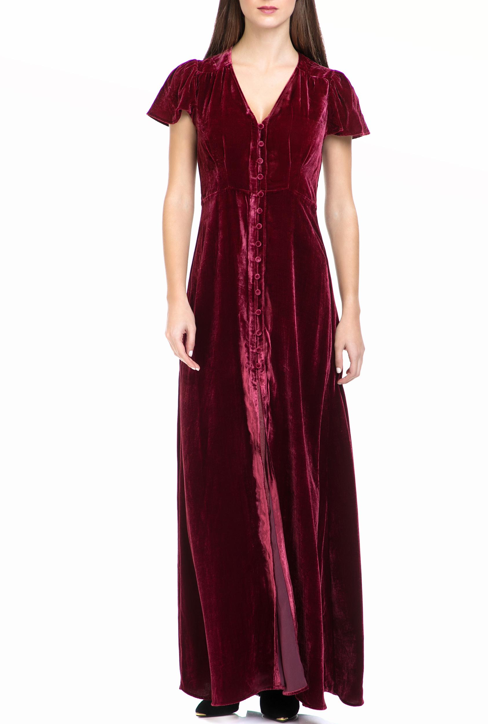 Γυναικεία Βελούδινα Φορέματα Online - Κορυφαία προϊόντα  7fdb8801551