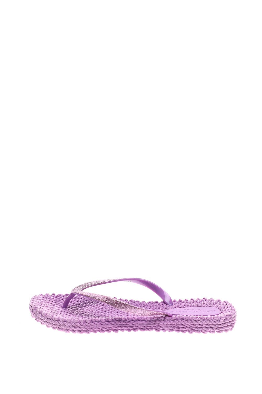 ILSE JACOBSEN – Γυναικείες σαγιονάρες της εταιρείας ILSE JACOBSEN CHEERFUL μοβ