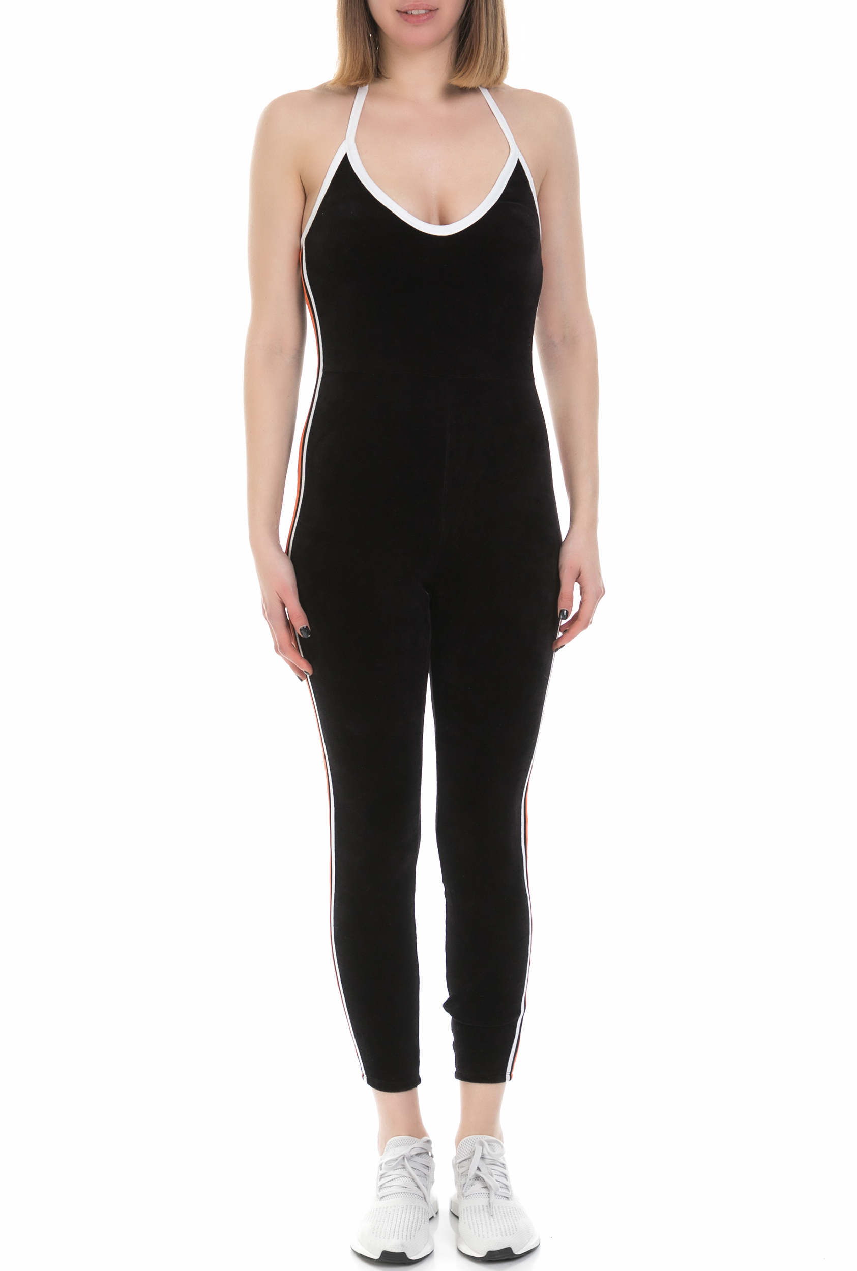 f25ea9ddd988 CollectiveOnline JUICY COUTURE - Γυναικεία ολόσωμη φόρμα Juicy Couture μαύρη
