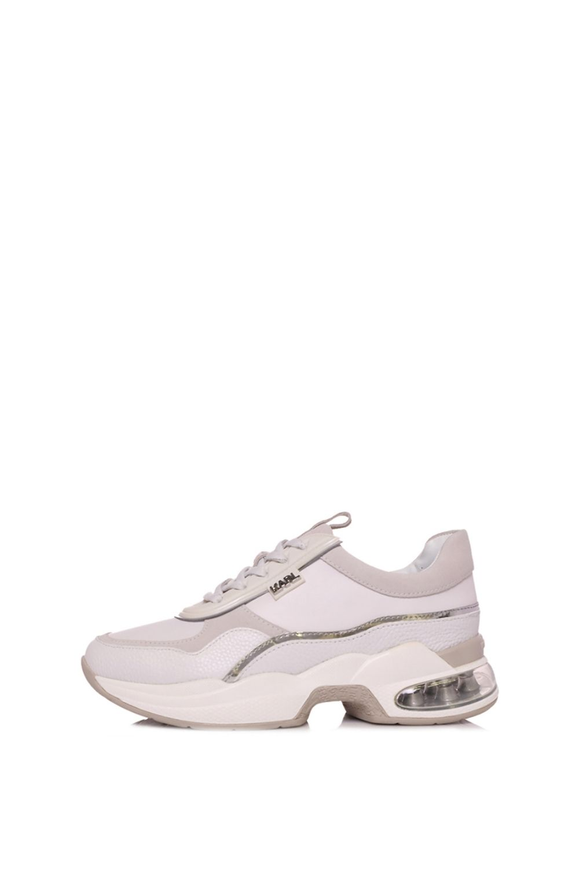 KARL LAGERFELD – Γυναικεία sneakers KARL LAGERFELD VENTURA Lazare λευκά