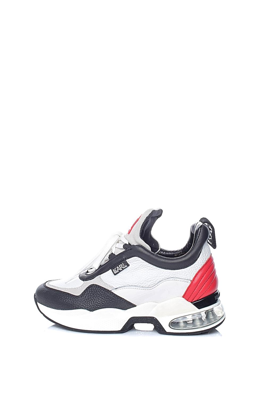 50778c99633b KARL LAGERFELD - Γυναικεία sneakers KARL LAGERFELD VENTURA λευκά