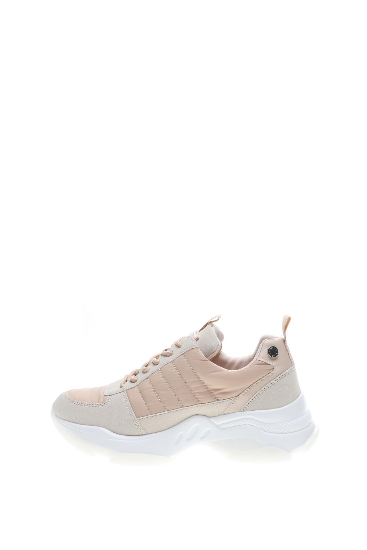 KENDALL + KYLIE – Γυναικεία sneakers KENDALL + KYLIE LOGAN μπεζ