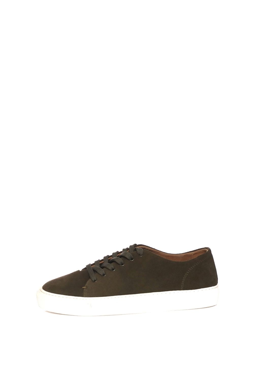 LES DEUX – Ανδρικά sneakers Albert Shoes λαδί