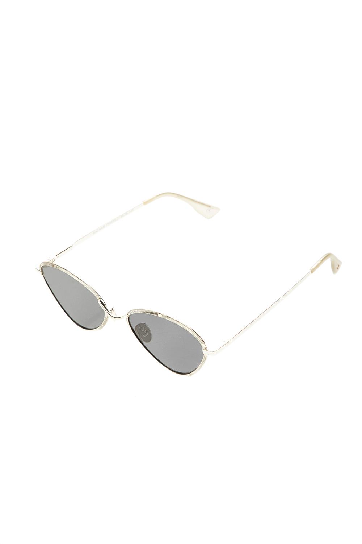 c45942490d LE SPECS - Γυναικεία μεταλλικά γυαλιά ηλίου LE SPECS BAZAAR χρυσά