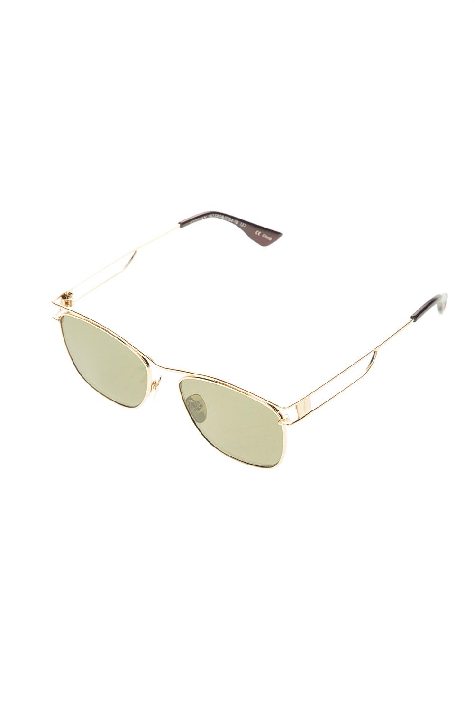 b717877f05 LE SPECS - Unisex μεταλλικά γυαλιά ηλίου LE SPECS UTOPIAN χρυσά