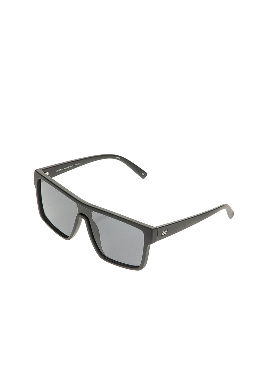 ede7f20d47 CollectiveOnline LE SPECS - Ανδρικά κοκκάλινα γυαλιά ηλίου LE SPECS MINIMAL  MAGIC μαύρα