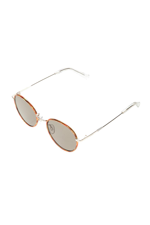 0e677af288 LE SPECS - Unisex μεταλλικά γυαλιά ηλίου LE SPECS ZEPHYR DEUX καφέ