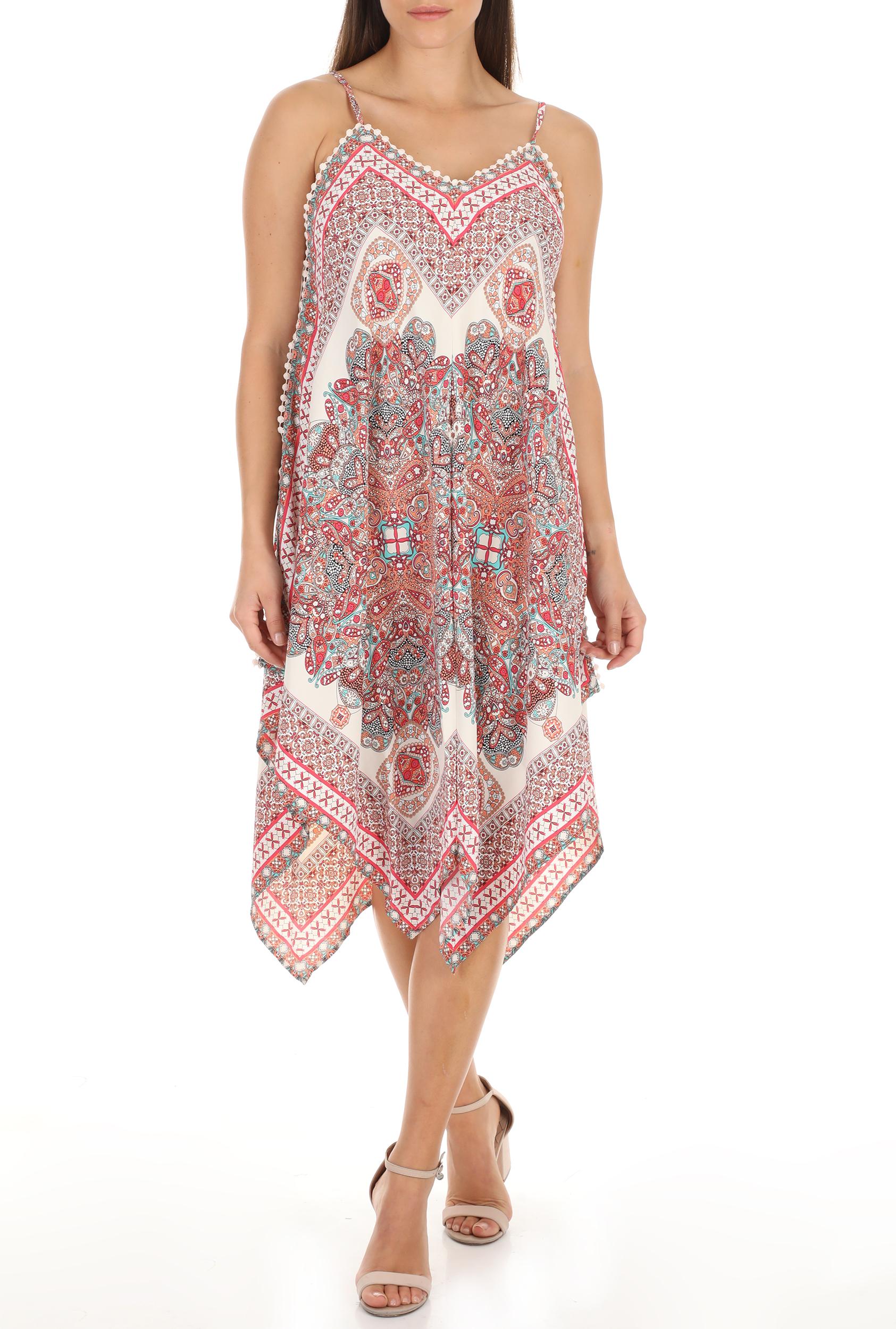 MOLLY BRACKEN - Γυναικείο φόρεμα MOLLY BRACKEN γυναικεία ρούχα φόρεματα μίνι