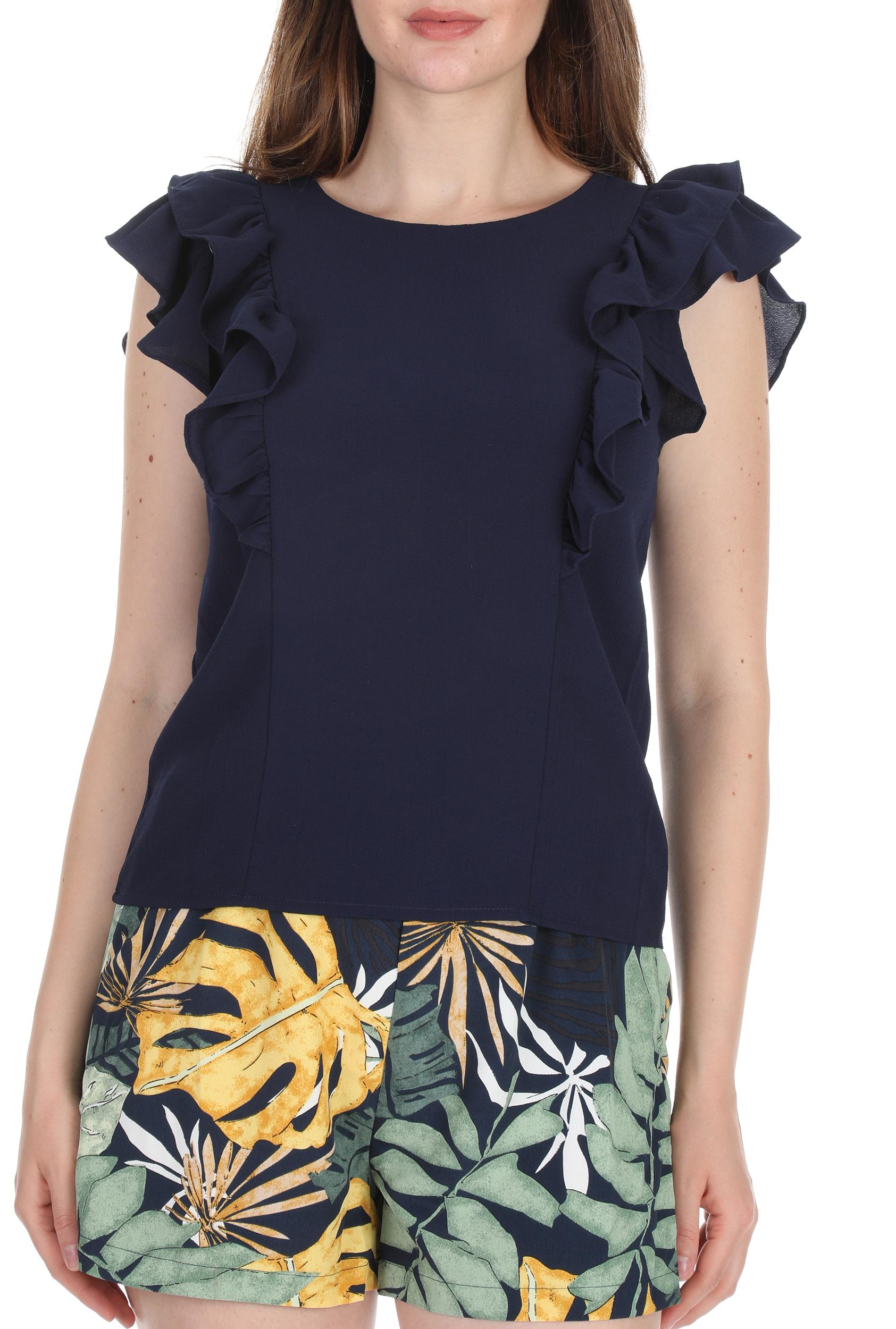 MOLLY BRACKEN - Γυναικεία μπλούζα MOLLY BRACKEN μπλε