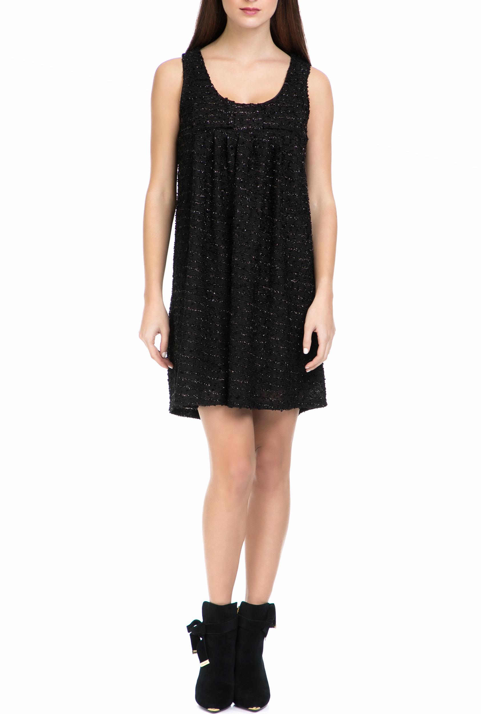 MOLLY BRACKEN - Γυναικείο φόρεμα MOLLY BRACKEN μαύρο