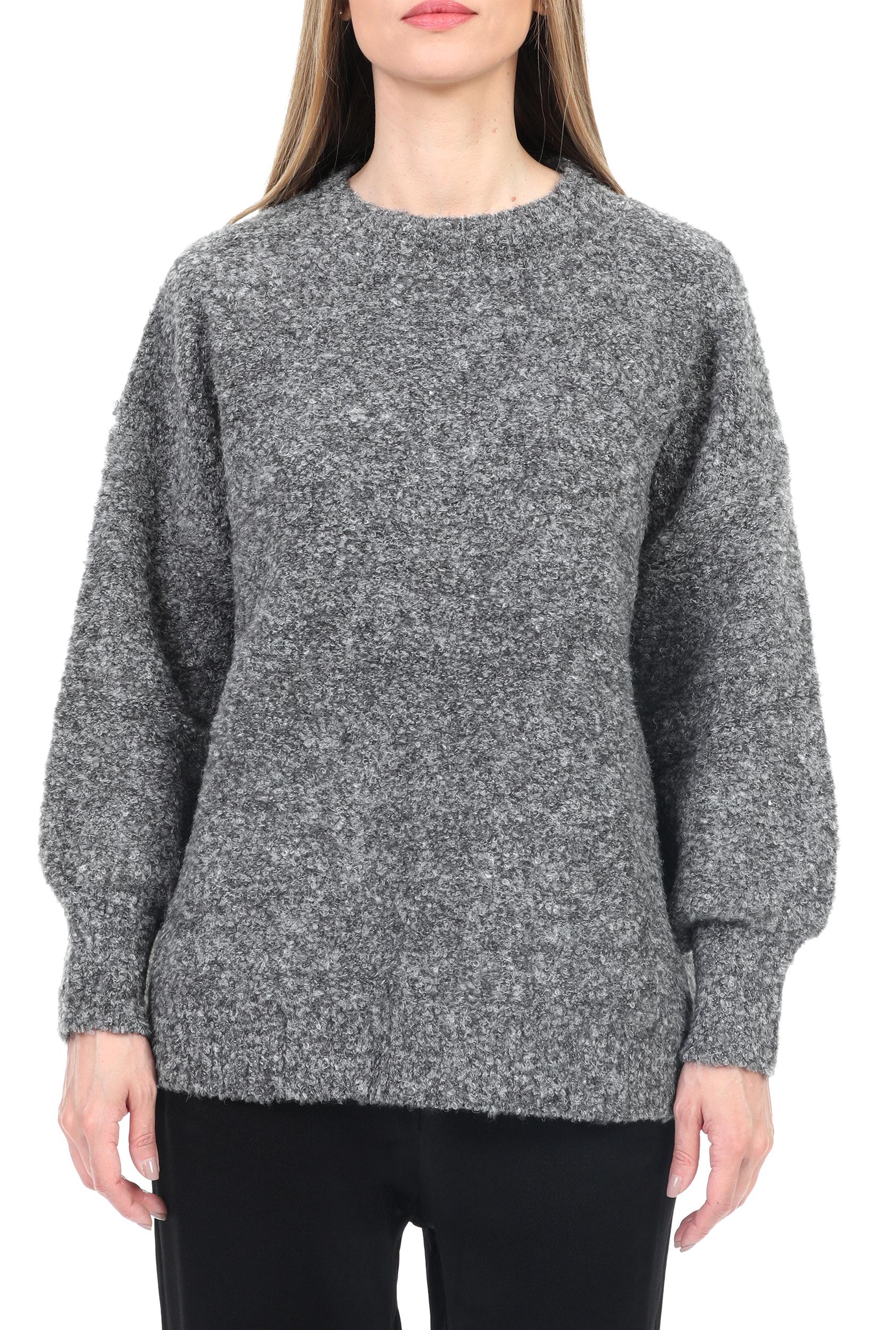 MOLLY BRACKEN - Γυναικείο πουλόβερ MOLLY BRACKEN γκρι
