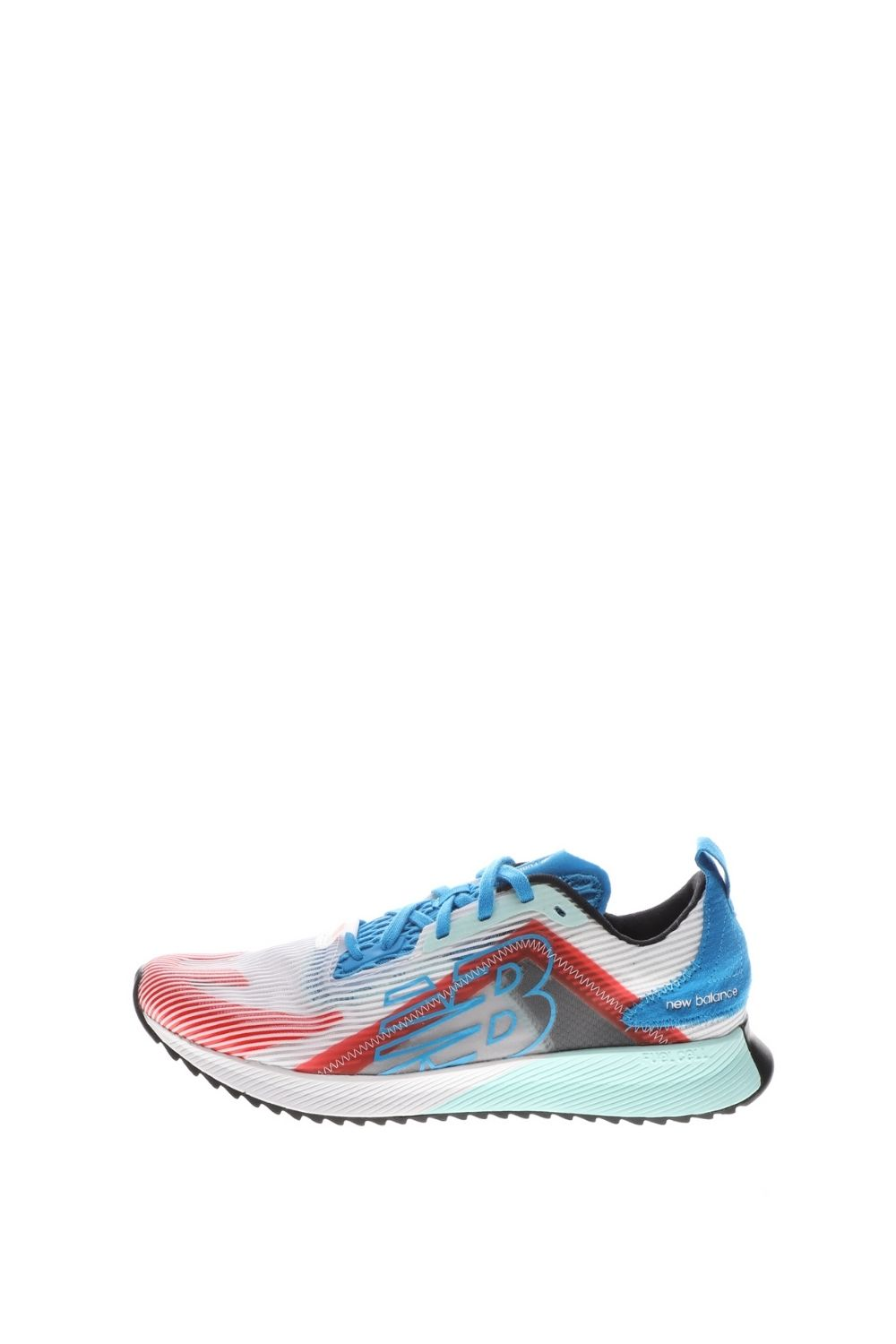 NEW BALANCE – Ανδρικά παπούτσια running NEW BALANCE FuelCell Echo λευκά μπλε