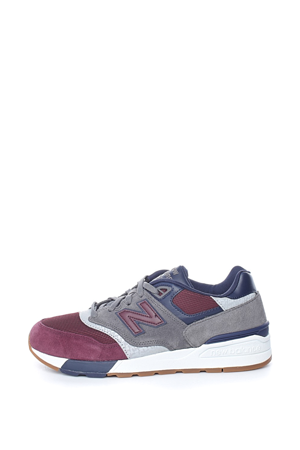 be42856078c Collective Online NEW BALANCE – Ανδρικά sneakers ML597BGN CLASSICS  γκρι-κόκκινα