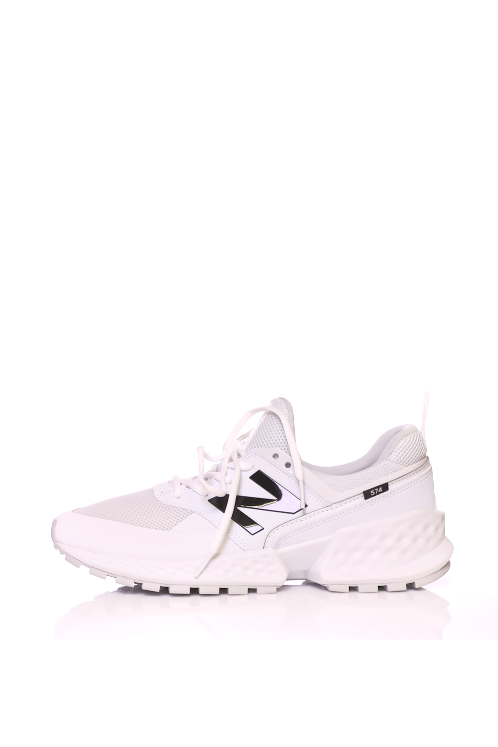 NEW BALANCE – Ανδρικά sneakers NEW BALANCE SPORTSTYLE λευκά