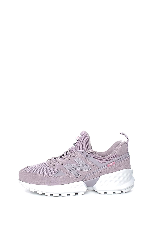 NEW BALANCE – Γυναικεία sneakers NEW BALANCE μοβ