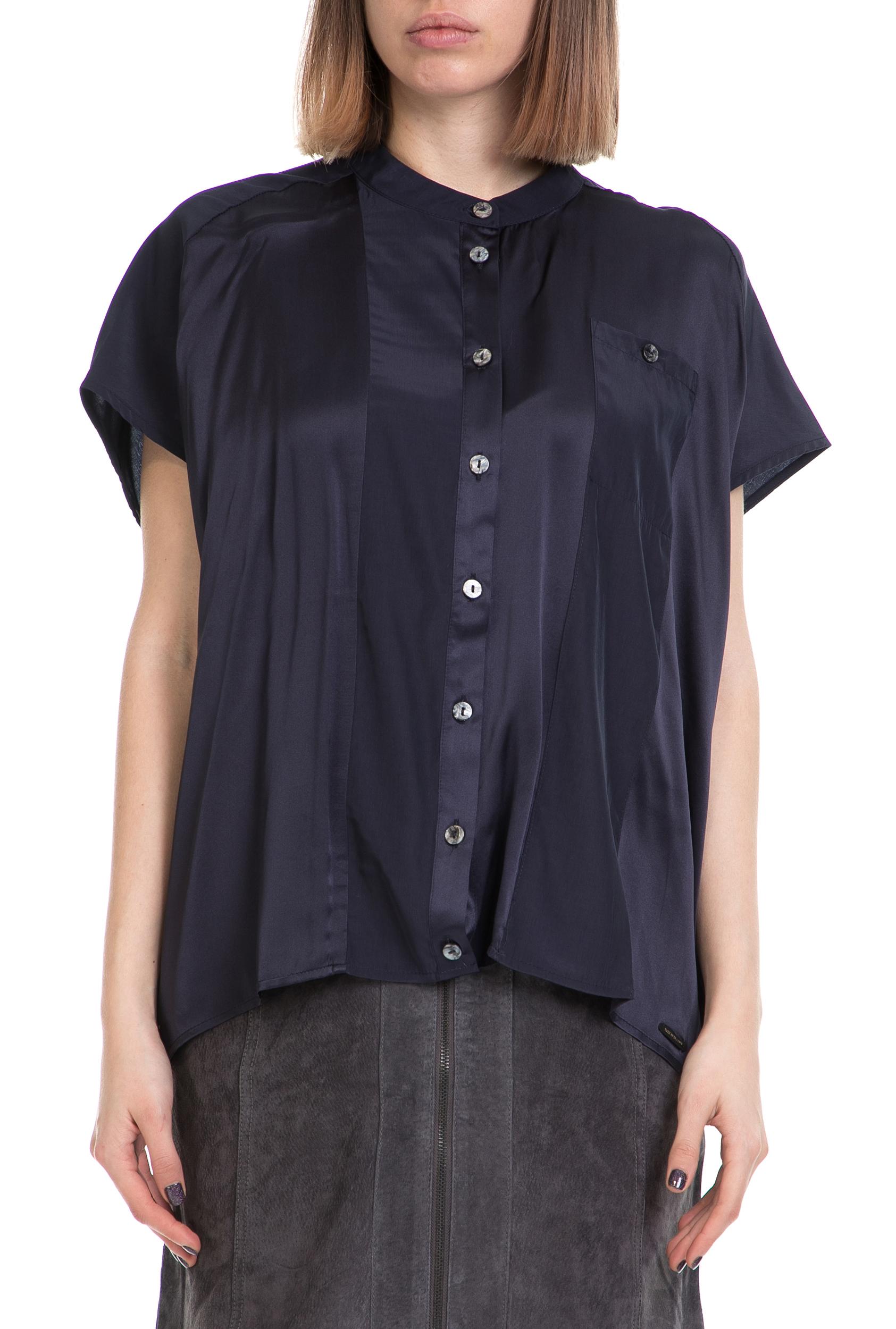 1583053faac0 CollectiveOnline NUMPH - Γυναικείο πουκάμισο NUMPH μπλε
