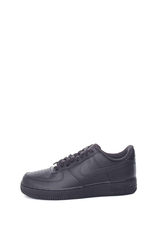 NIKE – Αντρικά παπούτσια basketball NIKE AIR FORCE 1 μαύρα