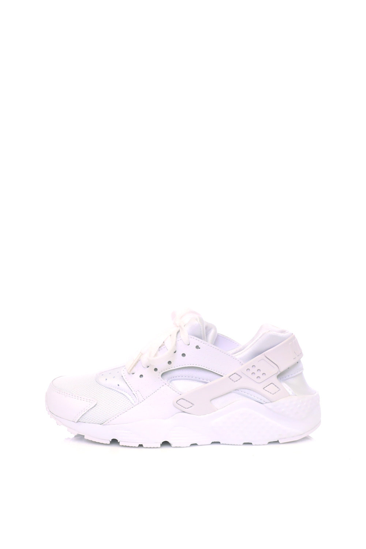 NIKE – Παιδικά αθλητικά παπούτσια NIKE HUARACHE RUN (GS) λευκά