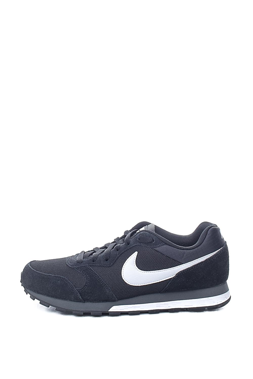 NIKE – Ανδρικά αθλητικά παπούτσια NIKE MD RUNNER 2 μαύρα