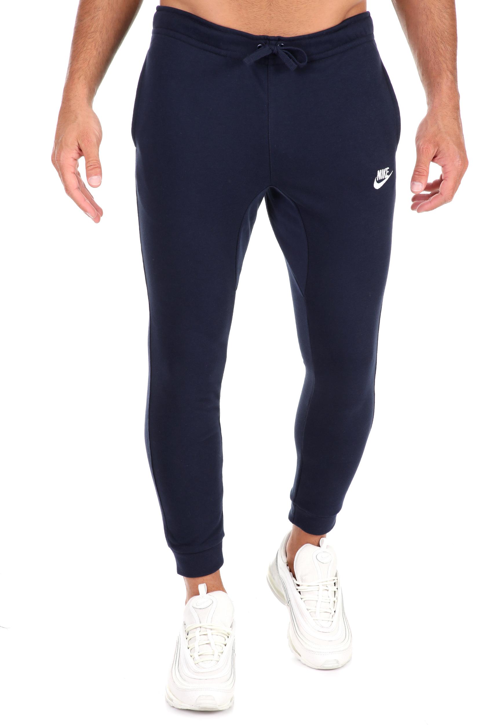 NIKE - Ανδρικό αθλητικό παντελόνι NIKE μπλε