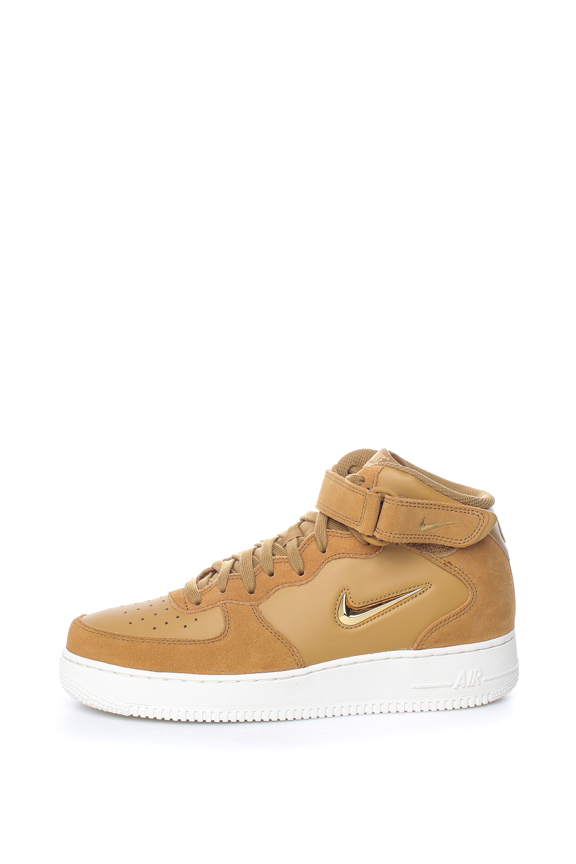 NIKE – Ανδρικά παπούτσια NIKE AIR FORCE 1 MID '07 LV8 καφέ