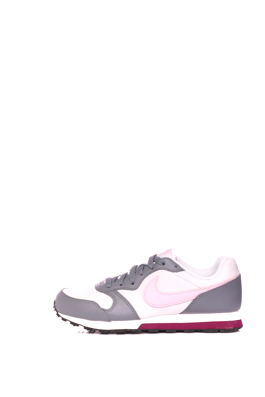 NIKE – Παιδικά αθλητικά NIKE MD RUNNER 2 (GS) γκρι ροζ