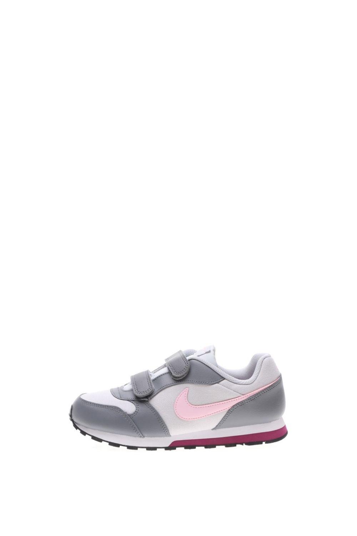 NIKE – Παιδικά παπούτσια running NIKE MD RUNNER 2 (PSV) γκρι ροζ