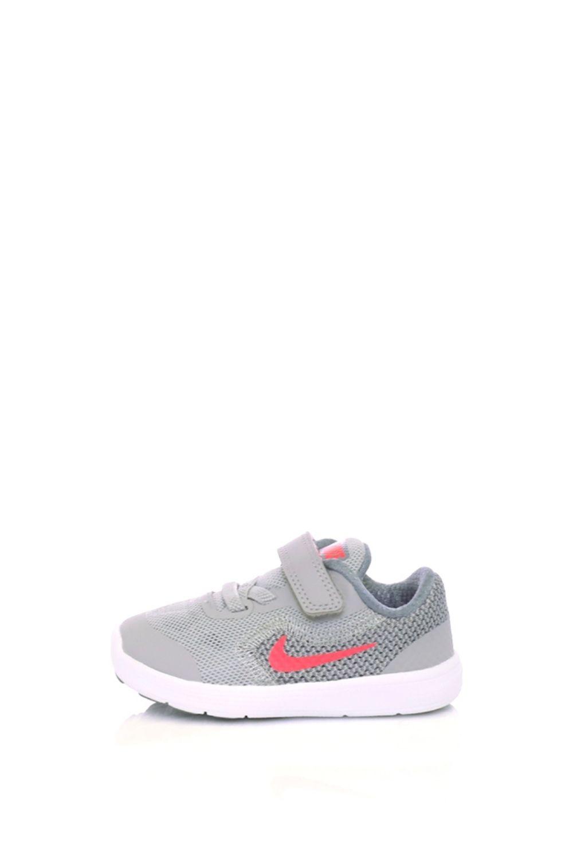 NIKE – Παιδικά αθλητικά παπούτσια NIKE REVOLUTION 3 (TDV) γκρι