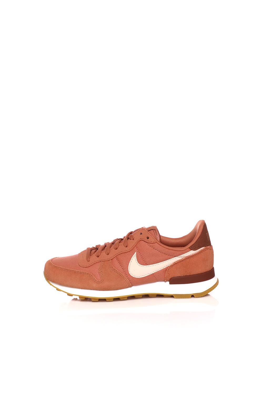 check out aa348 9da0d Collective Online NIKE – Γυναικεία παπούτσια Nike Internationalist πορτοκαλί