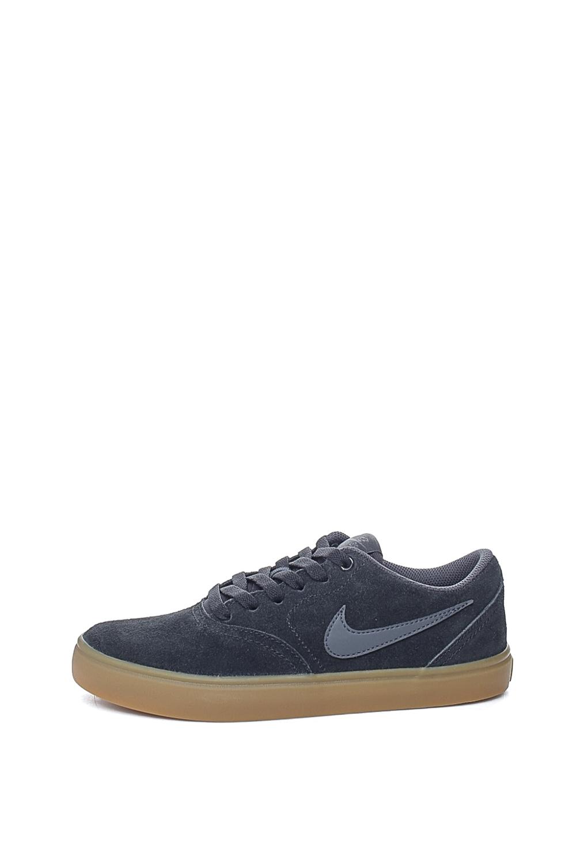 NIKE – Ανδρικά sneakers NIKE SB CHECK SOLAR μαύρα