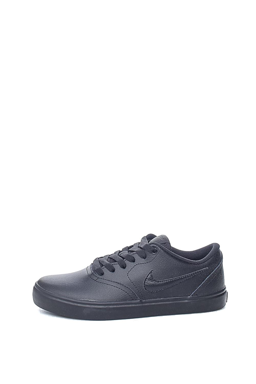 NIKE – Unisex αθλητικά παπούτσια NIKE SB CHECK SOLAR μαύρα