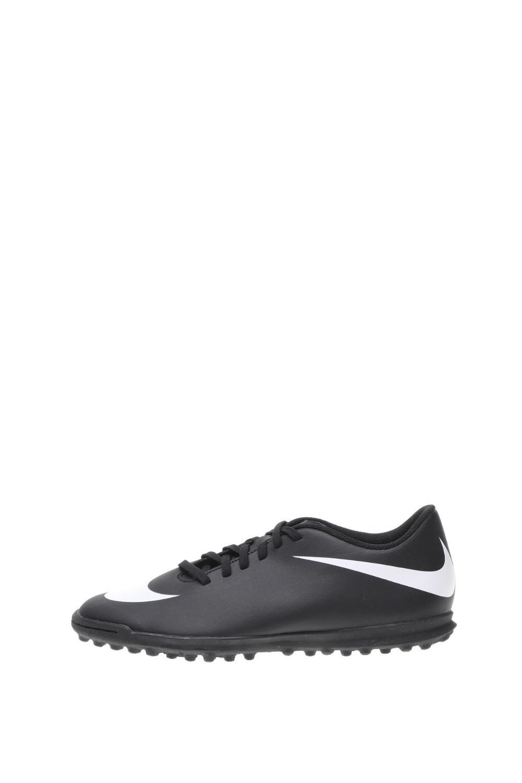 NIKE – Ανδρικά παπούτσια football NIKE BRAVATA II TF μαύρα