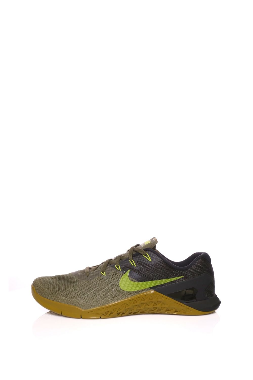 NIKE – Ανδρικά Nike Metcon 3 Training Shoe χακί κίτρινα