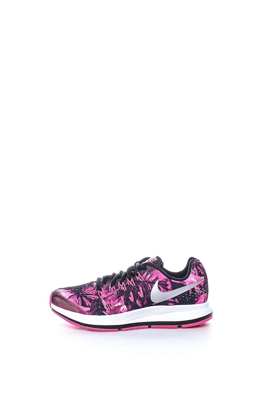 NIKE – Παιδικά παπούτσια running NIKE ZOOM PEGASUS 33 PRINT GS ροζ μαύρα