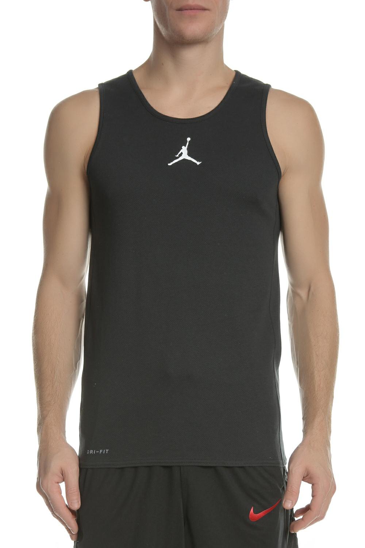 15ab0f07eea2 Sport-loft NIKE - Ανδρική φανέλα μπάσκετ NIKE JORDAN RISE DRI-FIT γκρι