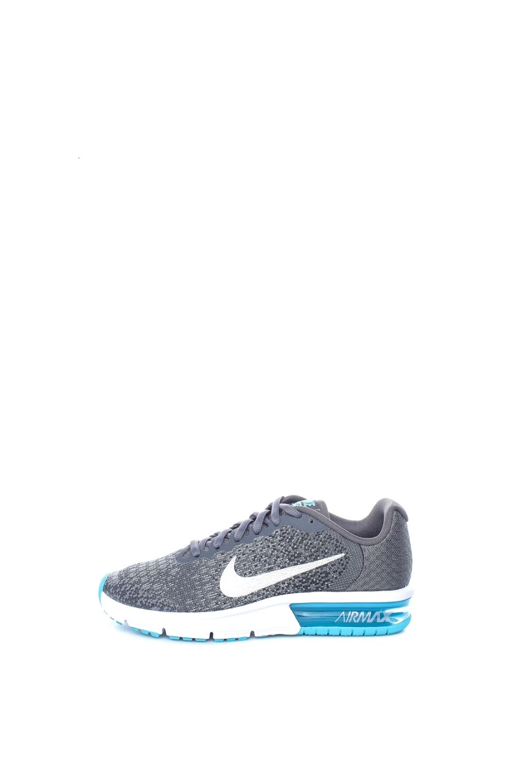 NIKE – Παιδικά παπούτσια running NIKE AIR MAX SEQUENT 2 γκρι