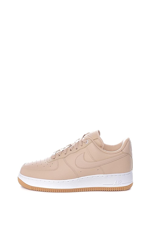 NIKE – Γυναικεία παπούτσια NIKE WMNS AIR FORCE 1 '07 PRM μπεζ