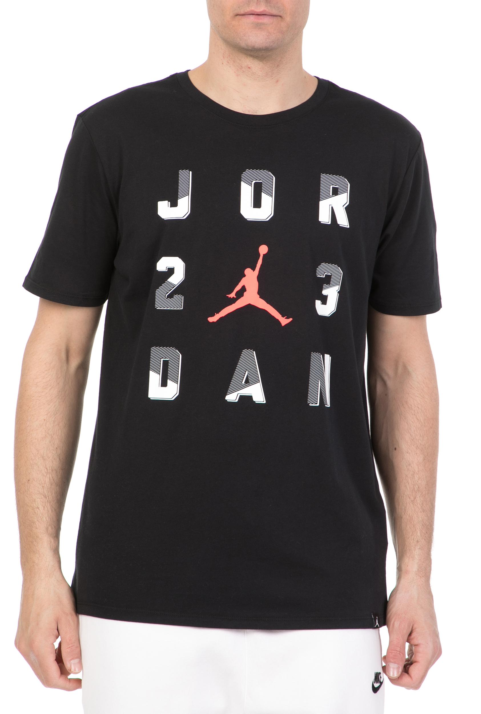 a28a6ef983d3 Sport-loft NIKE - Ανδρική κοντομάνικη μπλούζα NIKE JSW JORDAN 23 μαύρη