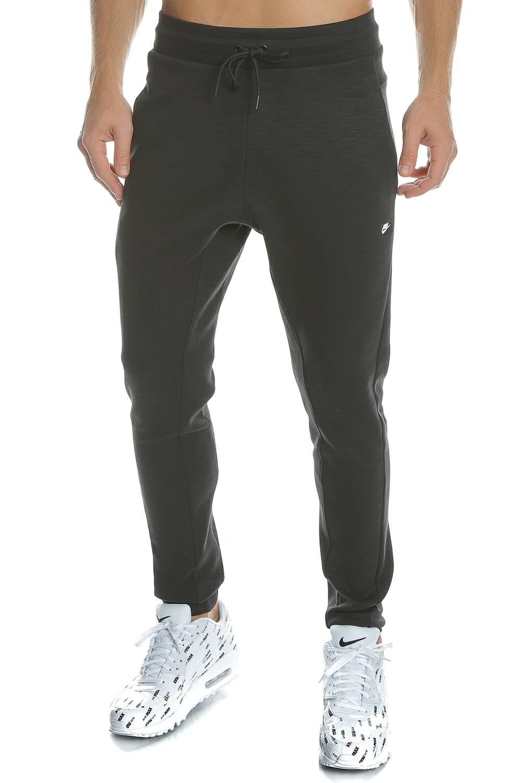 NIKE - Ανδρικό παντελόνι φόρμας NIKE NSW OPTIC JGGR μαύρη