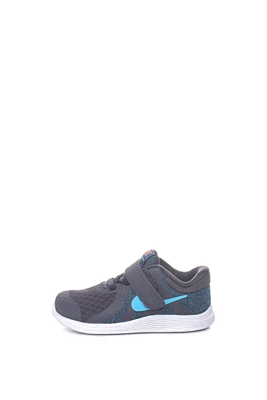 NIKE – Βρεφικά αθλητικά παπούτσια NIKE REVOLUTION 4 (TDV) μπλε