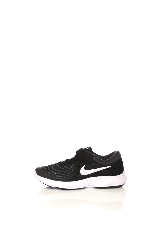 NIKE – Παιδικά παπούτσια running NIKE REVOLUTION 4 (PSV) μαύρα